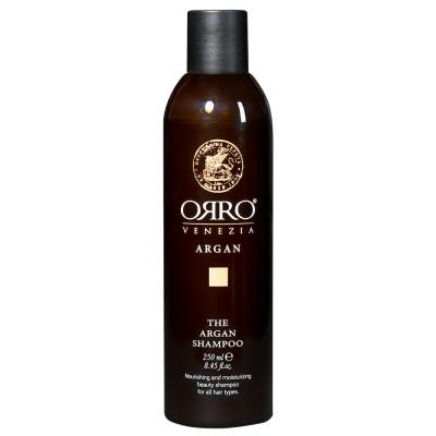 ORRO ARGAN Shampoo - Шампунь с маслом АРГАНЫ 250мл