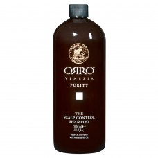 ORRO PURITY Scalp Control Shampoo - Шампунь для очищения кожи головы 1000мл