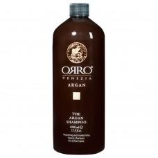 ORRO ARGAN Shampoo - Шампунь с маслом АРГАНЫ 1000мл