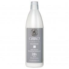 ORRO BLONDER Milky Oxydant 6% (20vol.) - Молочный окислитель 6 %, 1000мл